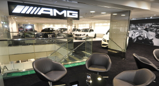 AMG Peformance Center